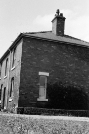 The house at Cottingham