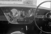 Alvis cockpit