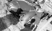 1936/37 Aston Martin, 1970cc. The ex-St John Horsfall car. Driven by C.Freeman