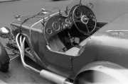 1933 Aston Martin Le Mans 1.5 litre, 2 seater. Registration GX72, chassis  E2/205