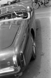 Special Aston Martin in Republique