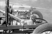 Bentley 3 litre chassis
