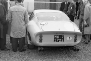 Rear of #30 Ferrari 250 GTO 3505GT MO75722 (Masten Gregory)