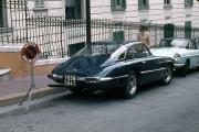 Blue Ferrari Superamerica