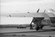 MG being loaded onto Air Bridge plane at Calair airport