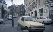Renault 5 van