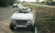 Renault, decapitated