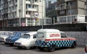 Renault 4 delivery van