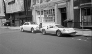 Rolls-Royce and Ferrari Dino