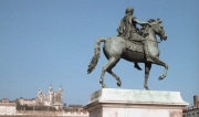 Statue in Place Bellecour