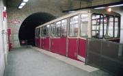 Funicular railway to the Basilica