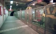 Funicular railway winding mechanism