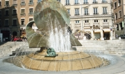 Fountain by the Opera House