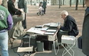 Collector's market in Place Carnot