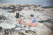John, Sue and Katie