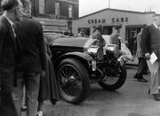 Unknown vintage car in Hull