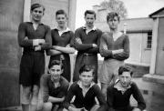 Towcester Grammar School Rugby Team backs