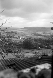 View across dales