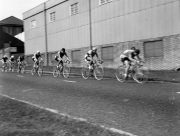 Cycle race in Hull