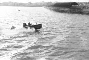 Speedboat at Bridlington