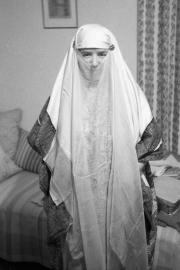 Mum in fancy dress