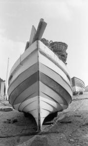 Boats at Flamborough