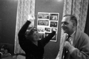 Greta and Maurice Dunmore