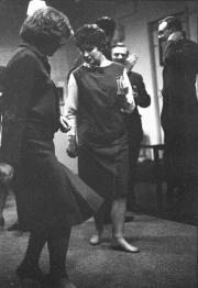 Greta dancing