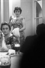 Betty Marshall and Ruth Jackson