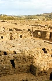 Corbridge Roman Camp Hypocaust