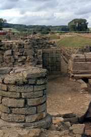 Corbridge Roman Camp