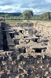 Corbridge Roman Camp Hypocaust