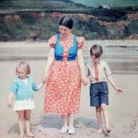 Sue, Katie and John
