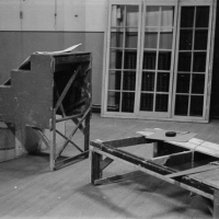 Set building in the gym