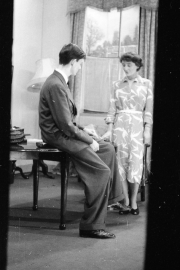 Ian Duff and Shirley Holman