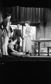 Scene from play
