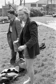 Jean at Tewkesbury