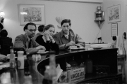 Keith, Jean & Wal in Geraldine's