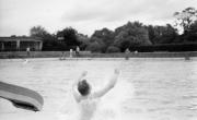 Cheltenham Lido - Robinson splash
