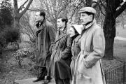 Spectators - Wal, Dug, Norman, Sheila