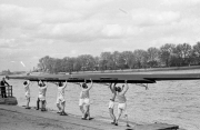 Putney Regatta - throwing an VIII