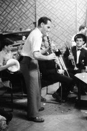 Pete Goldberg playing