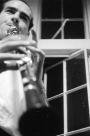 Pete, along clarinet