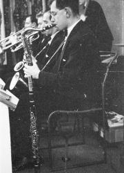 The Clubmen (Pete Goldberg's band)