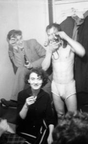 Dick, Sheila & Jock