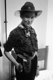 Jean - cowboy