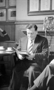 John Levy reading