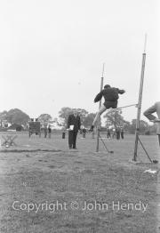 Staff Birt jumping