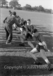 Tug of War, possibly 6 Platoon