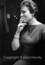 Mary Watson in Savoy Tavern